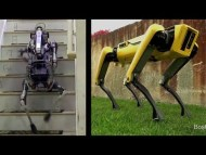 Awesome (?) Boston Dynamics Robots