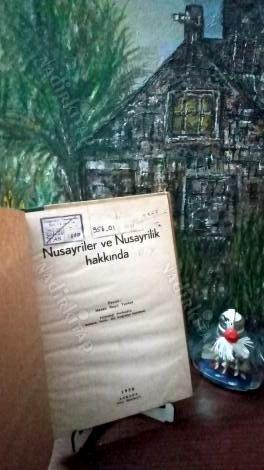 H. Reşit Tankut'un Nusayrilar hakkındaki kitabı.jpg