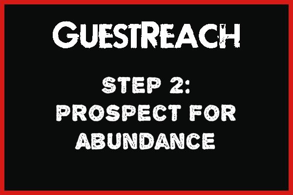 Guestreach Step 2