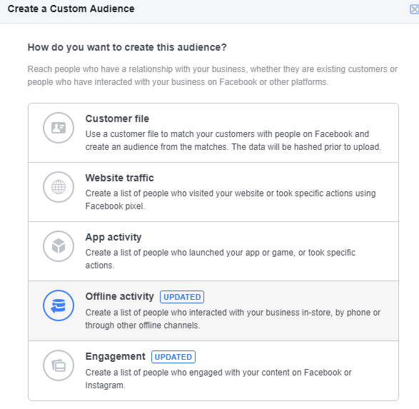 How To Create A Lookalike Audience On Facebook | Step 3