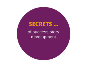 Secrets of success story development