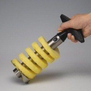 All Ware Stainless Steel Pineapple Easy Slicer1