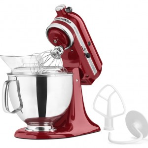 KitchenAid Artisan Stand Mixer with Pouring Shield