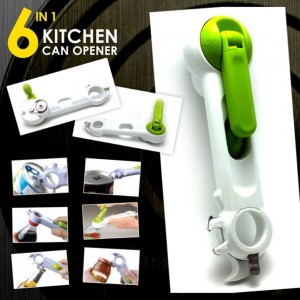 Premium Quality Multifunction 6 in 1 Manual Opener22