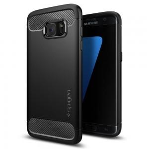 Galaxy S7 Edge Case, Spigen Rugged Armor11