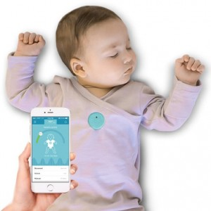 Baby Monitor for Breathing and Movement2