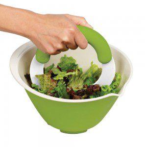 Chef'n SaladShears Lettuce Chopper13