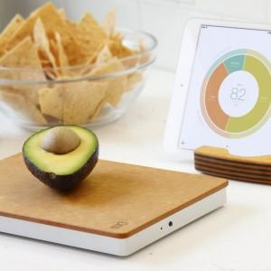 The Orange Chef Prep Pad- Smart Food Scale1