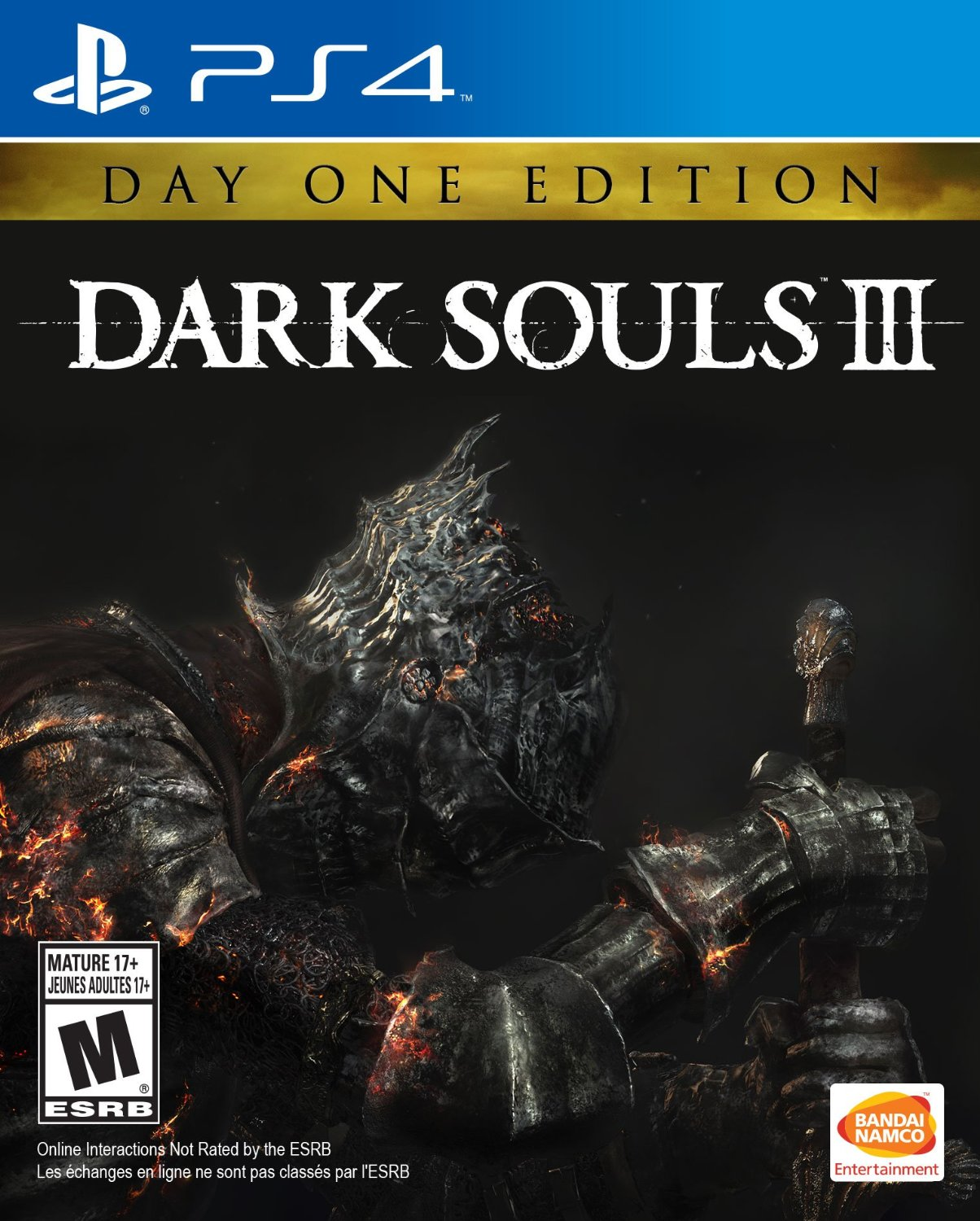 Dark Souls III: Day 1 Edition – PlayStation 4