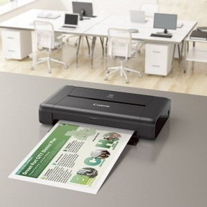 CANON PIXMA Wireless Mobile Printer With Airprint12