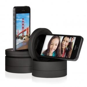 App-Driven Motorized Camera Mount