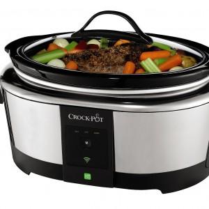 Crock-Pot Smart Wifi-Enabled WeMo 6-Quart Slow Cooker12