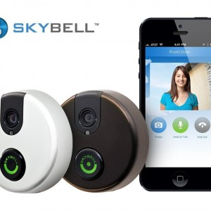 SkyBell Wi-Fi Video Doorbell new