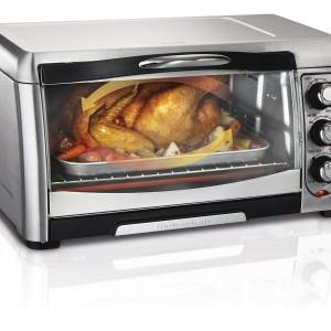Hamilton Convection Toaster Oven New