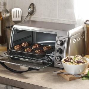 Hamilton Convection Toaster Oven