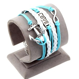 Charm bracelet for woman