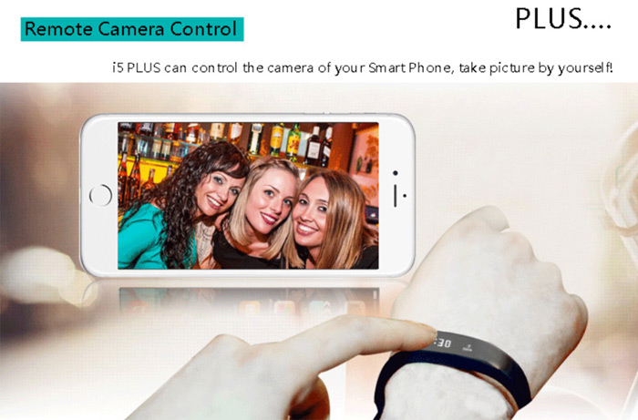 I5 Plus Smart Bluetooth 4.0 Watch