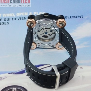 Automatic Watch J277 Stainless Steel