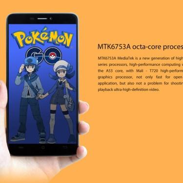 Cubot Max 32GB Octa Core Smartphone