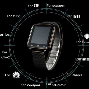 D80 Bluetooth Smart Watch