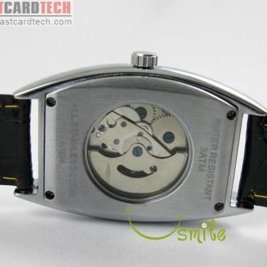 Elegant Winner Rectangle Automatic Watch J177