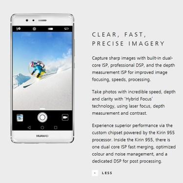 Huawei P9 AL10 64GB Octa Core