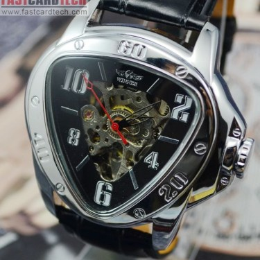 Inverted Triangle Automatic Watch J278