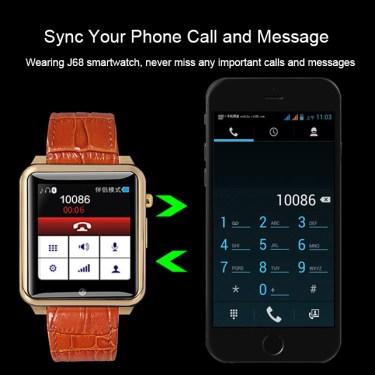 J68 Smart Watch