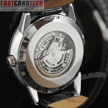 Luxury Stainless Steel Watch Fuyate J120