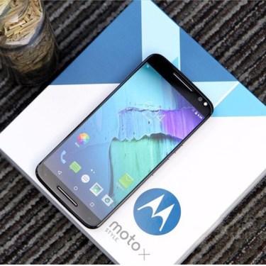 Motorola Moto X Style 32GB Hexa Core