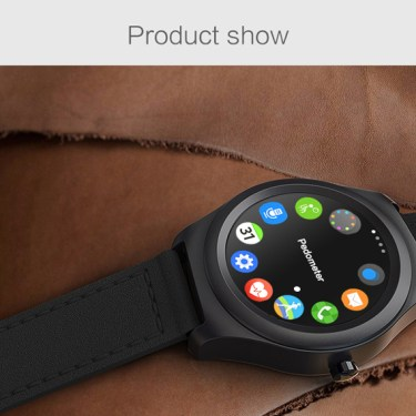 Q2 Siri Waterproof SmartWatch