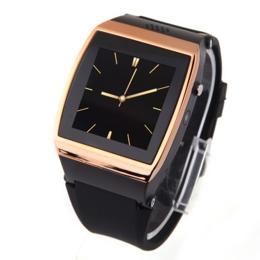 T18 Golden Smartphone Smart Bluetooth Watch