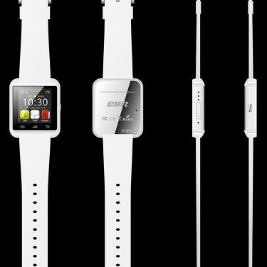 U8-Bluetooth Smart WristWatch