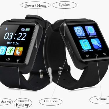 U8S Sport Smart Watch