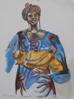 Madonna the Gambia