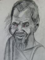 Old man Mali
