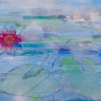 Okavango Delta painting