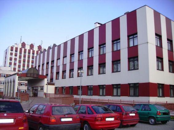 Wojewódzki Szpital im. Zofii z Zamoyskich Tarnowskiej w Tarnobrzegu, Pawilon A i Pawilon F