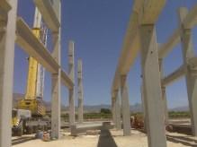 Construcción de Naves industriales prefabricadas de Estructura de hormigón precio en alicante