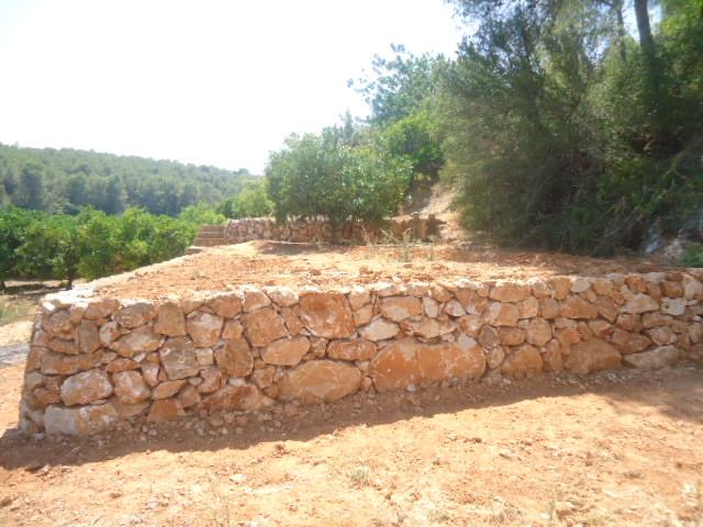 Construcción de muros de mampostería precios en Alicante