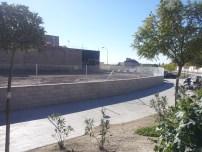 Construcción de vallados en parcelas o fincas con malla de simple torsión muro de bloques precio en Alicante