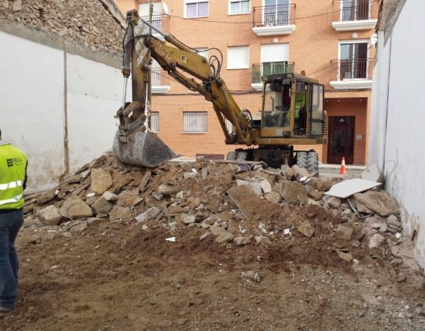 Empresa de demoliciones de casas en Alicante presupuesto