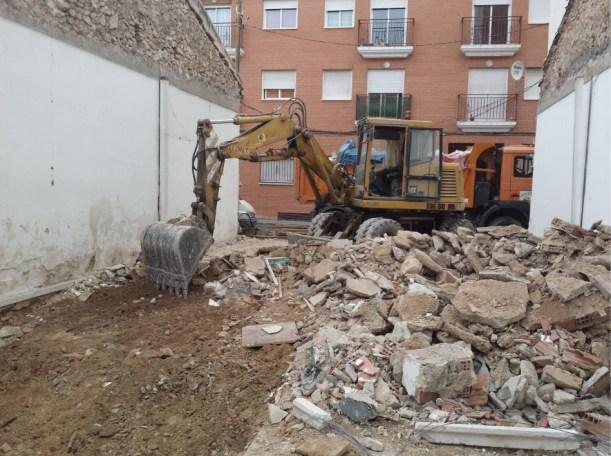 Empresa de demolición de edificaciones en Alicante precio