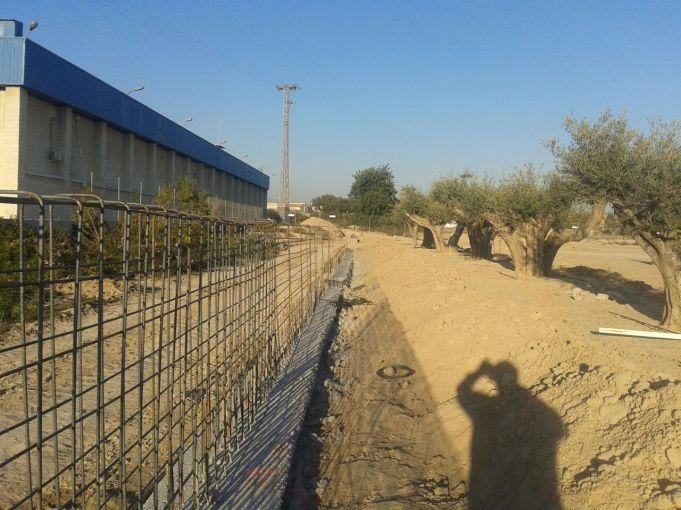 construccion de muros hormigon alicante