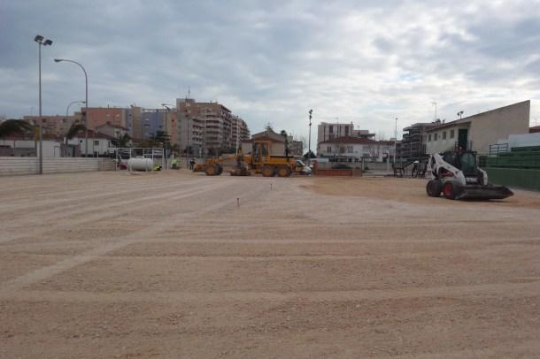 Construccion de Pista deportiva presupuesto en Alicante