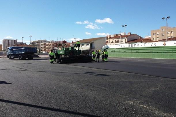Construccion de Pista deportiva presupuesto Alicante