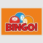 Bingo Poster (12 x 18 inch)