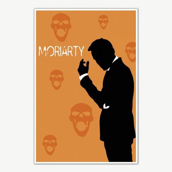 Moriarty - Sherlock TV Series Poster | Sherlock Holmes Posters