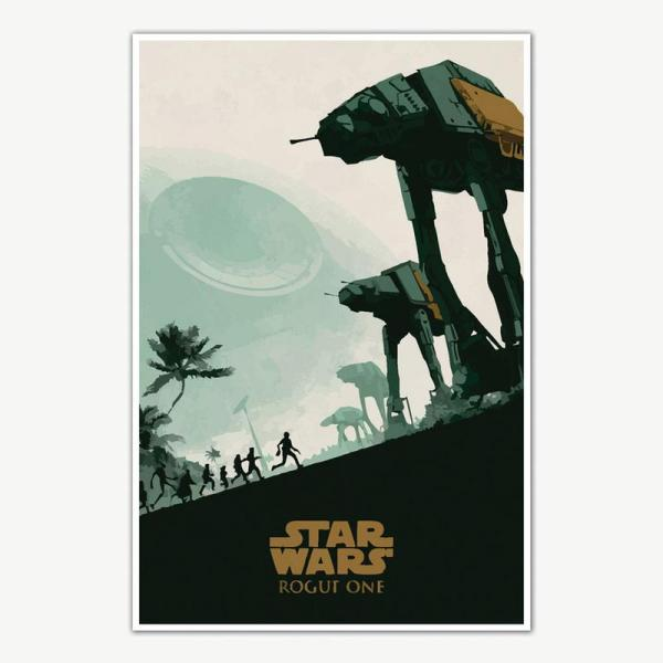 Star Wars Rogue One Poster | Movie Posters For Room