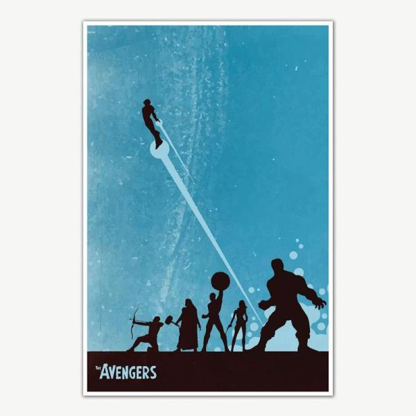 Marvel The Avengers Poster | Movie Posters For Room